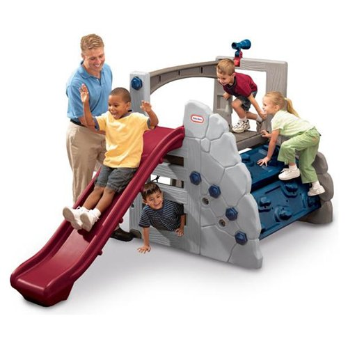 Little Tikes Adjustable Mountain Climber for kids