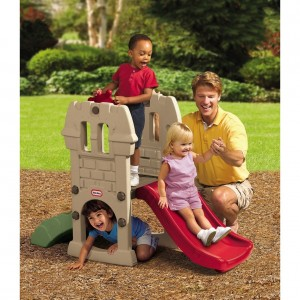 little tikes castle instructions