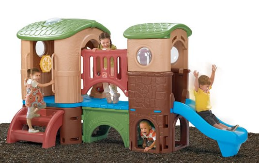 Step2 Naturally Playful Clubhouse Climber for kids